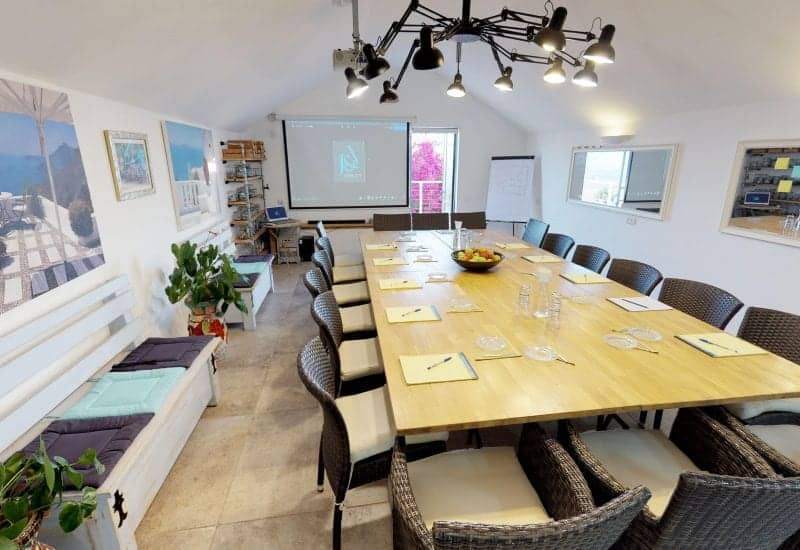 מחפשים חדרי ישיבות מעוררי השראה מחוץ למשרד? הנה המדריך המלא למציאת המקום המושלם